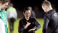 VIDEO: Referee Maggie Farrelly can inspire others