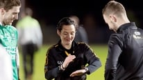 Cavan native Maggie Farrelly makes history by becoming the first woman to referee a men's senior inter-county game