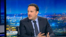 Interview with Minister Leo Varadkar