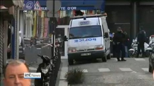 Suspected terrorist shot dead by police in Paris