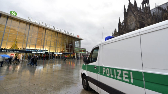 According to police reports, numerous women were sexually harassed and mugged during the New Year's Eve celebrations on the square in front of Cologne's central station