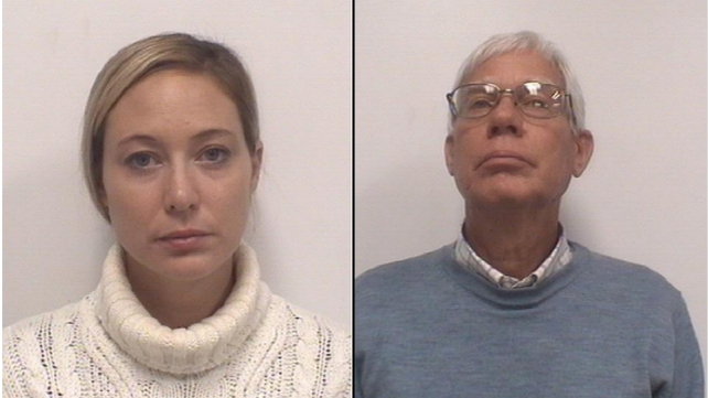 Molly Martens Corbett (L) and Thomas Martens (R) are to appear again before court on 19 January