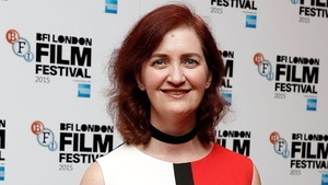 Irish author Emma Donoghue