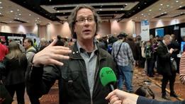 CES: Brian Blau Interview
