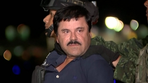 Guzman was one of the world's most wanted drug kingpins until he was captured in January 2016.