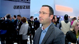 CES: Samsung - Rory ONeill