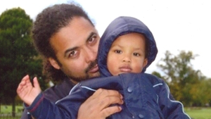 Arthur Simpson-Kent is wanted in connection with the murder of Sian Blake, a former actress in EastEnders, and the two boys, Zachary and Amon (pictured)