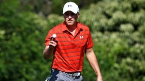Jordan Spieth has Rory McIlroy, Tiger Woods and Phil Mickelson in his sights