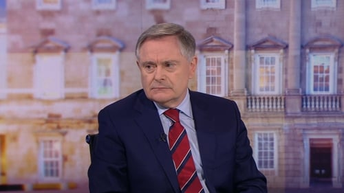 Brendan Howlin said freedom of the press is a pillar of our democracy