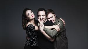 Bernard, Keith & Jen
