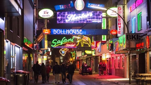The assaults allegedly took place at Hamburg's party avenue Reeperbahn