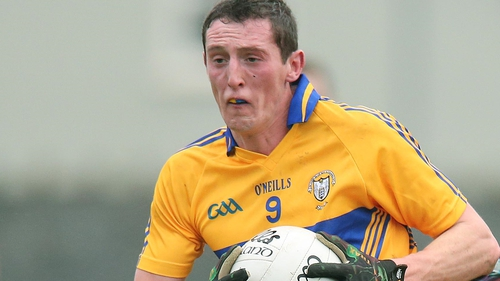 Cathal O'Connor was a match-winner for Clare's footballers
