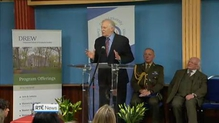 Former US Congressman Bruce Morrison honoured for his role in the peace process