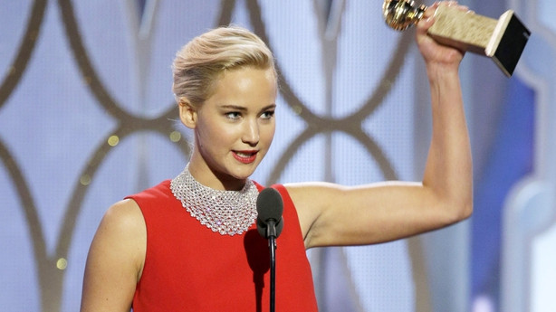 Jennifer Lawrence opens up about her leaked private pictures