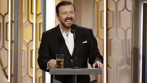 Ricky Gervais pulled no punches at the Globes