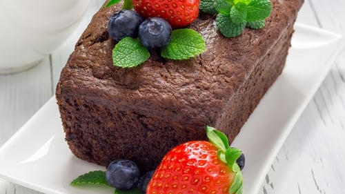 Blueberry Banana Bread - sure throw in some strawberries too