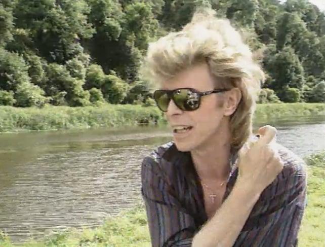 David Bowie at Slane (1987)