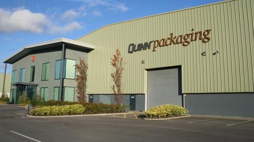 Quinn Packaging has a workforce of over 140 people in Co Cavan