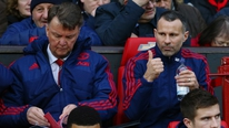 Man United boss Louis van Gaal says there's a lot of traffic congestion around Old Trafford