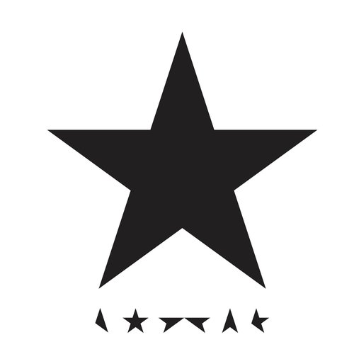 Bowie's swansong, Blackstar - baleful but dappled with beauty.