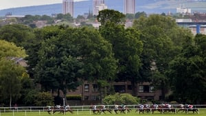 A view of Newcastle racecourse - a venue that won't see action on Wednesday
