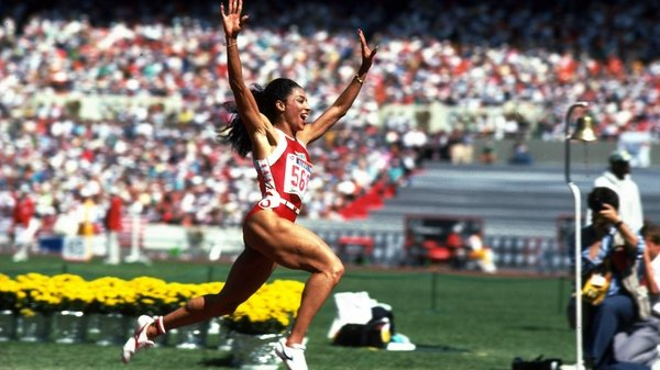 Suspicious world records include the women's 200m time set by Florence Griffiths-Joyner in 1988