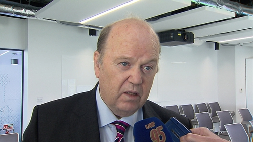 Michael Noonan says USC was a crisis tax and would go as the crisis was now over