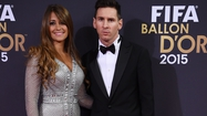 GALLERY: Star man Messi wins fifth Ballon d'Or