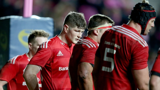 Munster have looked a shadow of their former selves this season