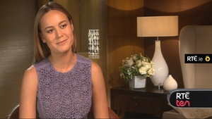 Brie Larson talks to TEN about making Room