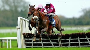 Tombstone finished fourth in the Supreme Novice's Hurdle at last year's Cheltenham Festival