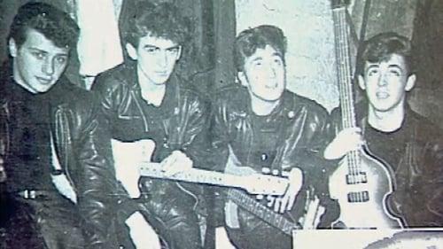 The pre-Fab Four in Hamburg
