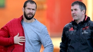 VIDEO: Munster's Foley not undermined by Farrell