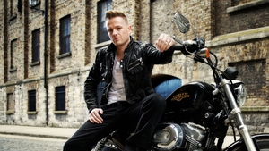 Nicky Byrne will fly the flag for Ireland at the Eurovision in May