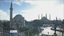 Turkish authorities blame IS for Istanbul suicide bomb attack