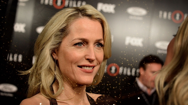 Gillian Anderson moves on from X-Files
