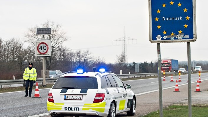 Denmark extends controversial border control measures