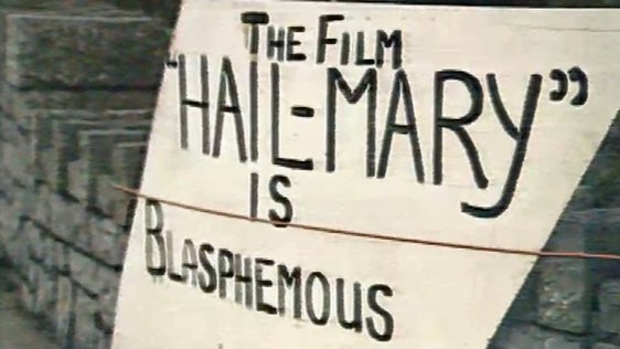 'Hail Mary' Film Protests (1986)