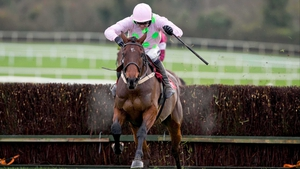 Djakadam showed well in his schooling session at Leopardstown