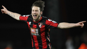 Harry Arter: 'I'm not thinking about the fact I scored my first Premier League goal.'