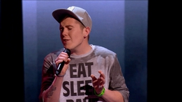 The Voice of Ireland Extras: Dan Roche