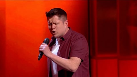 The Voice of Ireland Extras: Marty Bonner