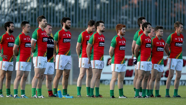 Carlow were thrashed by Laois in the opening round of last year's Leinster Championship and then heavily beaten by Longford in the qualifiers