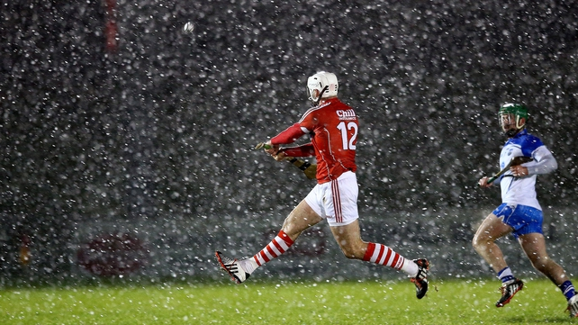 Cork beat Waterford in the rain in Mallow
