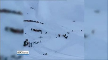 Three people killed in French Alps avalanche