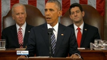 Barack Obama delivers final State of the Union address