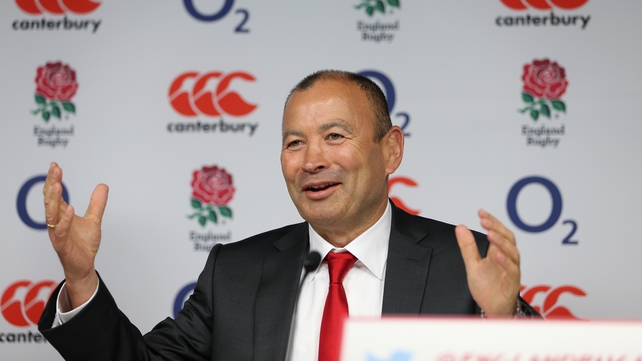 Eddie Jones claims that 'everyone hates England'
