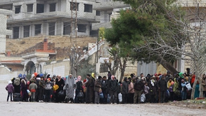 Madaya is besieged by pro-government forces