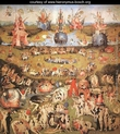 The art of Hieronymous Bosch