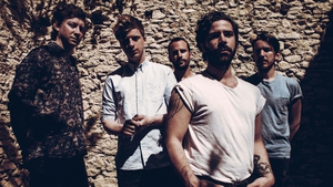 Foals will return to Dublin next month for a show in the 3Arena